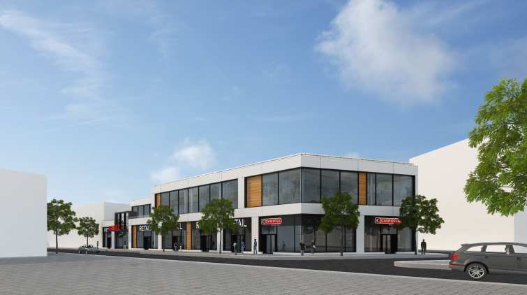 Preview for Sun Equity, Heskel Group Nab $73M Recap for Queens Retail Property