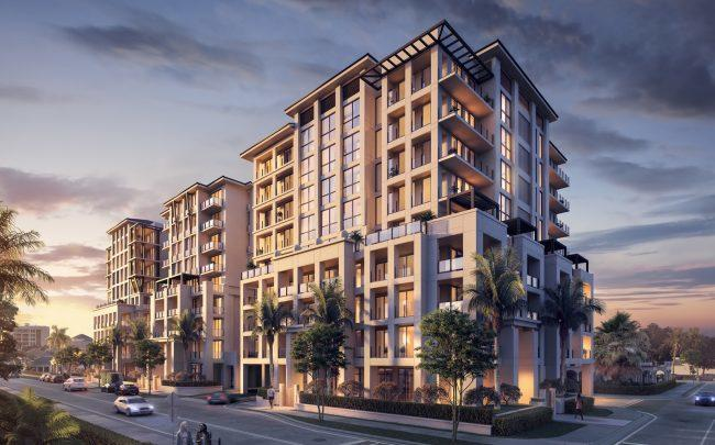 Preview for Group P6 lands $69M construction loan for Boca Raton project