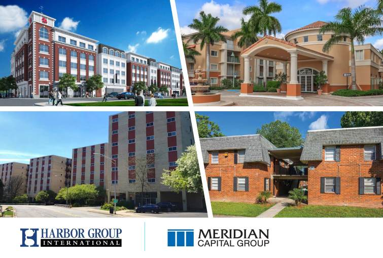Preview for Harbor Group International Lends $90M+ Over 2 Weeks for Multifamily Buys in NJ, IL and FL